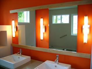 Custom glass mirrors